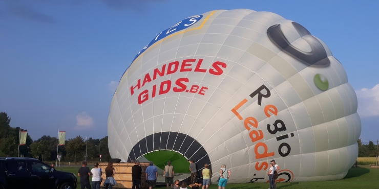 Stories TV Luchtballon
